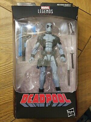 Marvel Legends X-Force Deadpool NO BAF