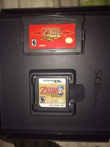 Selling ZeldaDS game and Zelda game boy game
