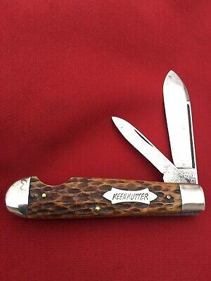 Vintage E C Simmons -Keen Kutter Easy Opener pocket knife