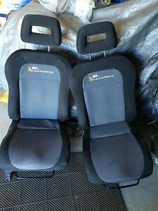 ARB Paradrive Seats with bases to suit GU Patrol Gungahlin Gungahlin Area Preview
