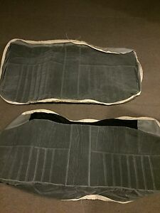 1987 Buick Regal Turbo T seat covers