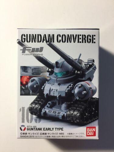 Fw Converge 109 GUNTANK Early Type US Seller