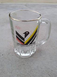South Australia 150 year anniversary glass 1836 - 1986 Ridgehaven Tea Tree Gully Area Preview