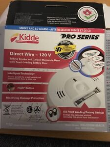 New smoke and CO alarm- wired