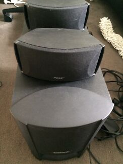 Bose Cinemate 2 Home theatre speakers Acacia Ridge Brisbane South West Preview