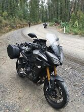 Yamaha MT09 Tracer - less than one year old Maroubra Eastern Suburbs Preview