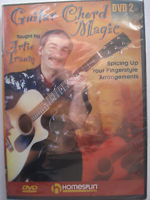 Guitar Chord Magic Spicing Up Your Fingerstyle Arrangements DVD Region 1, NTSC