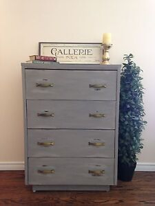 Antique, solid wood dresser-free delivery