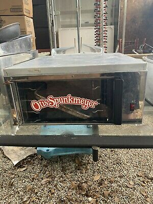 Commercial Convection Otis Spunkmeyer Os-1 Cookie Oven