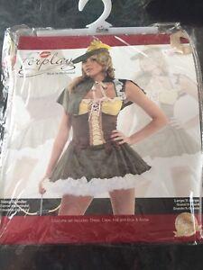 Woman's Robin Hood Halloween Costume