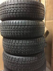 4-195/65R15 Valera winter tires