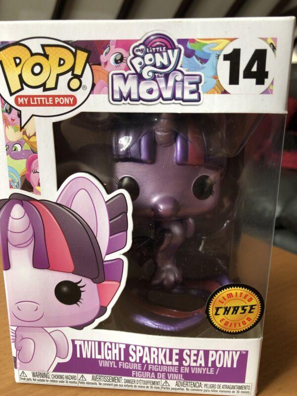 New My Little Pony Twilight Sparkle Sea Pony Pop Vinyl Figure #14 ...