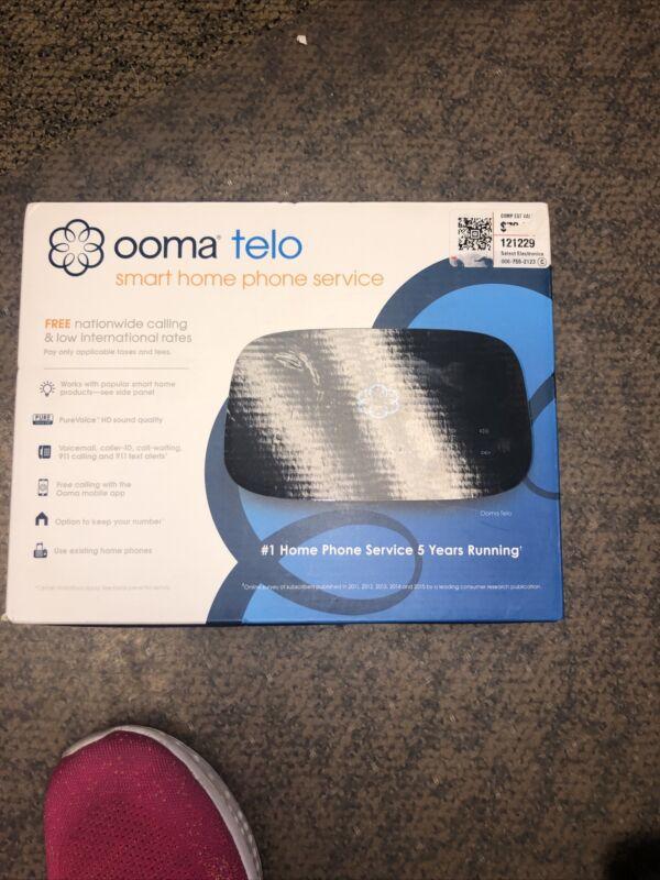 Ooma Telo Smart Home Phone Service Free Nationwide Calling