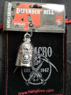 Defender Bell, Schutzengel, Glücksbringer Guardian Bell, Sons of Anarchy, Bike
