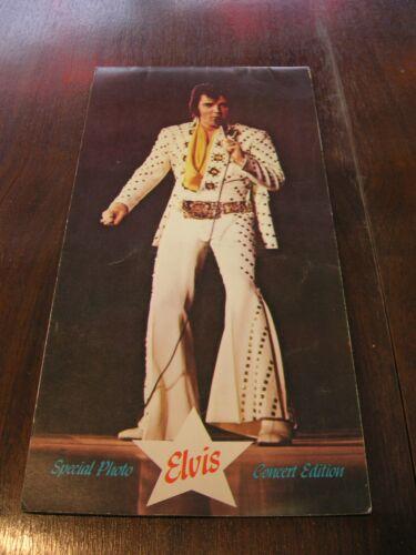 Elvis Presley 1973 TOUR SPECIAL PHOTO CONCERT EDITION PROGRAM BOOK