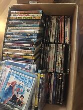 Bulk 170 + Dvd's - make an offer Ferntree Gully Knox Area Preview
