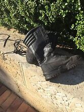 Mining boots Size UK 7 Duncraig Joondalup Area Preview
