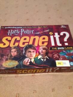 Harry Potter Board Game with CD Toongabbie Parramatta Area Preview