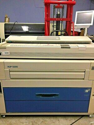 Kip 5000 Wide Format Printer