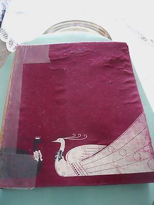 MIRROR OF FASHION BRAUN-RONSDORF  COSTUME 1789-1929RARE