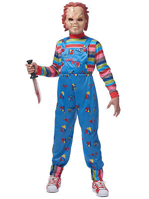 Chucky Child Costume (Seed of Chucky - Deluxe Chucky Child)