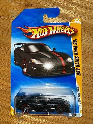 HOT WHEELS. ERROR...'2008 Dodge Viper SRT-10 ACR