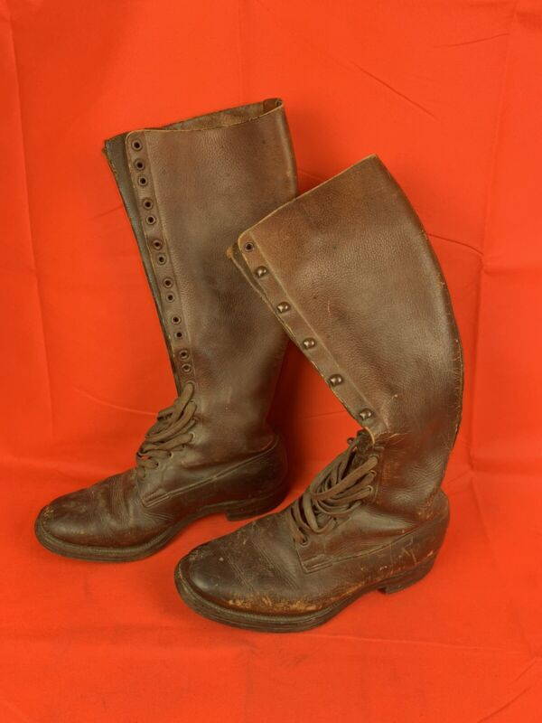 Original WWI/WW2 British Officers Boots