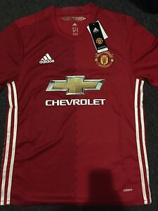 Manchester United home 16/17 Adelaide CBD Adelaide City Preview