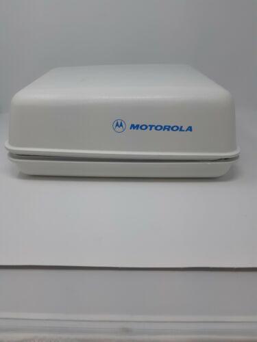 NEW Motorola Police Motorcycle Radio Box w/Hdwr HLN1445A Harley Davidson White