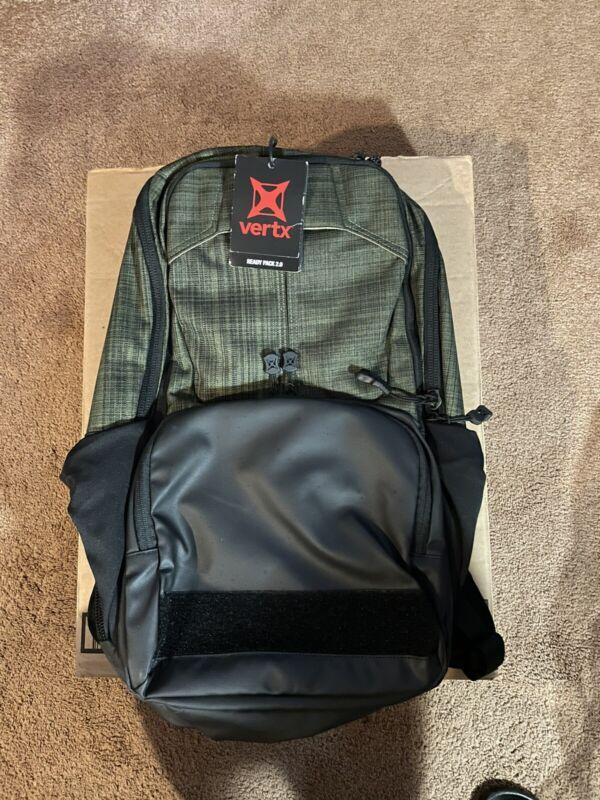 vertx ready pack 2.0 heather green