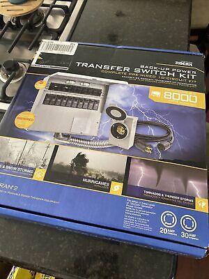 Reliance 310crk 10-circuit Back Up Power Transfer Switch Kit Protran 2