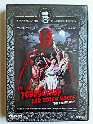 DVD - IM TODESGRIFF DER ROTEN MASKE - Tod Der Roten Maske