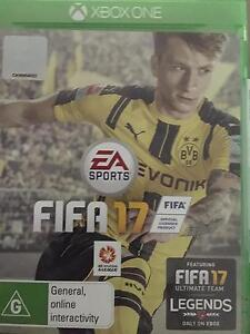 *Hard Case* FIFA 17 XBOX ONE Ryde Ryde Area Preview