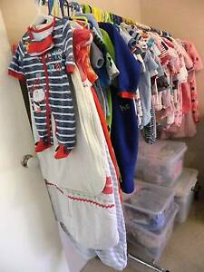 NB-2yrs BOYS/GIRLS clothes, sleeping bags etc Forrestfield Kalamunda Area Preview