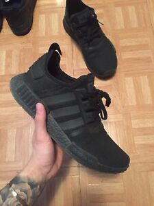Nmd r1 triple black size 12