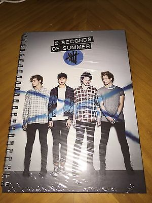 5 Seconds Of Summer (2014 Fanzine Deluxe Edition CD) Brand New & Sealed