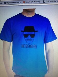 Breaking Bad Men's XXL t-shirt
