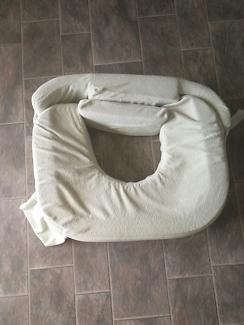 My Brest Friend Twin Feeding Pillow
