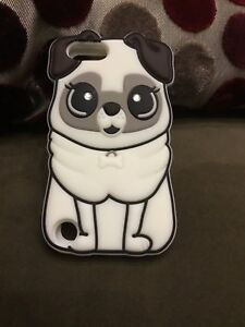 iPod touch 5th generation puppy case(Claire's)