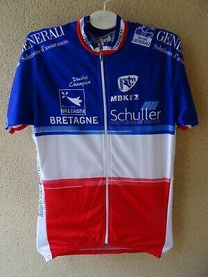 MAILLOT VELO Champion France 2009, Champion Dimitry