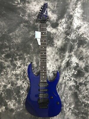 Ibanez RG570 RG Genesis Collection 6str Electric Guitar - Jewel Blue for sale  Kenosha