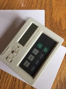Hunter Programmable Thermostat