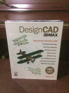 Design CAD 3D max drafting program
