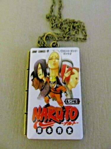 Naruto Necklace  #NA8 (New)