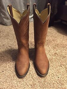 Canada West Western Boots Ladies 9.5