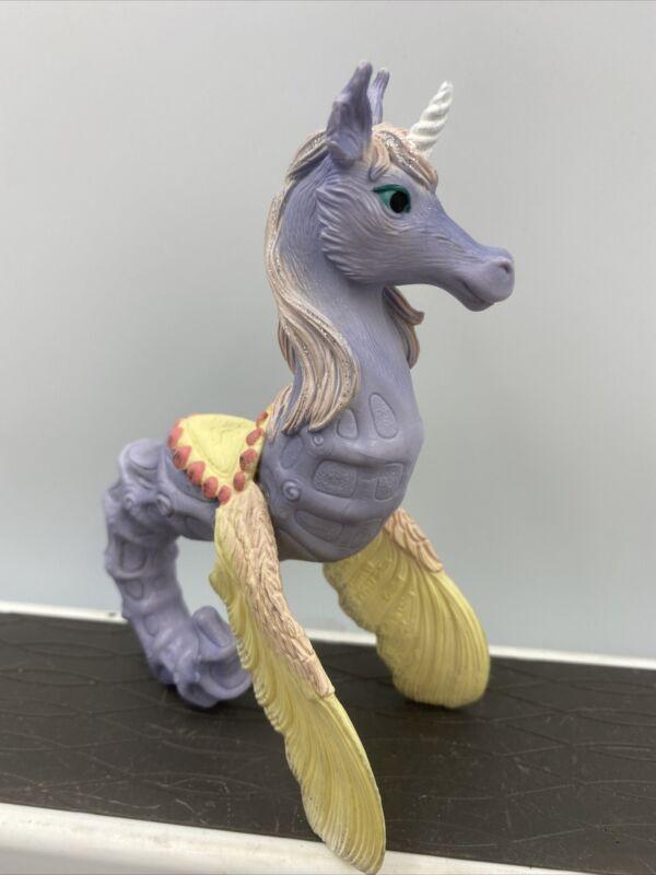 Schleich Magical Seahorse Figurine Toy Unicorn