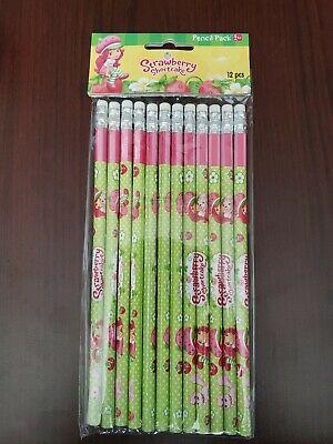 Strawberry Shortcake Birthday (Strawberry Shortcake Dolls Pencils Girls Birthday Party Favors Teacher)