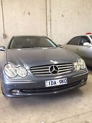 2004 CLK ELEGANCE LADY OWNER Campbellfield Hume Area Preview
