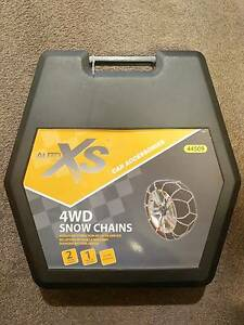 4WD Snow Chains (Pair) Wheelers Hill Monash Area Preview