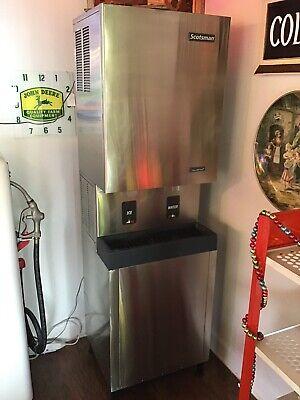 Scotsman Ice Water Machine